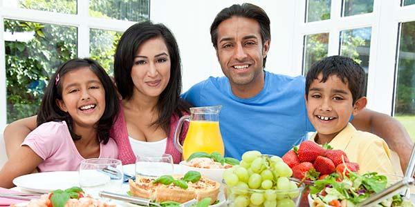 Children's Health insurance and Diet