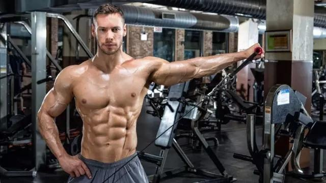 Muscle Mass Building Workout Exercise