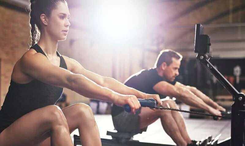 Rowing Machine Can  Help You Lose Weight
