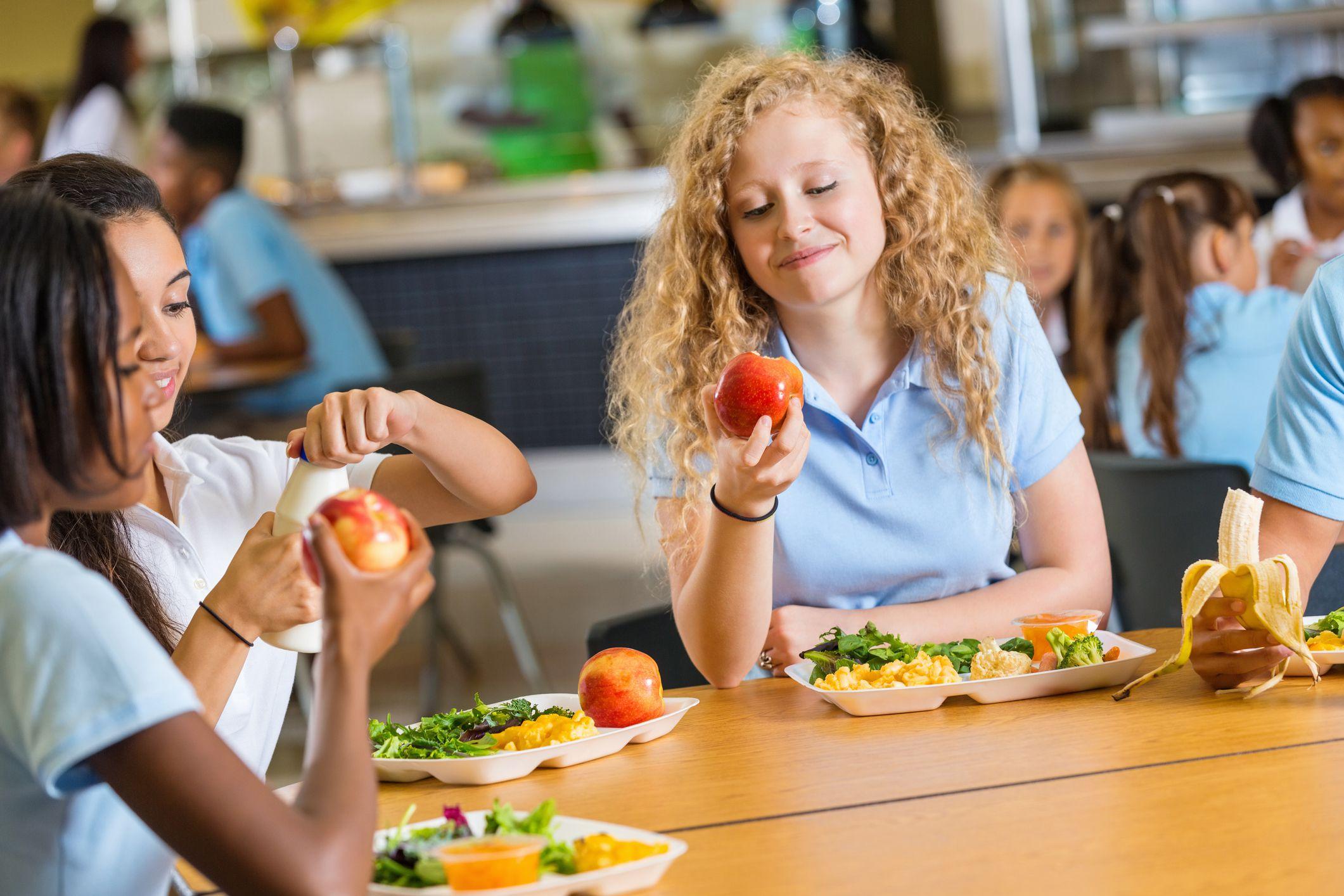 Nutrition on Teenagers