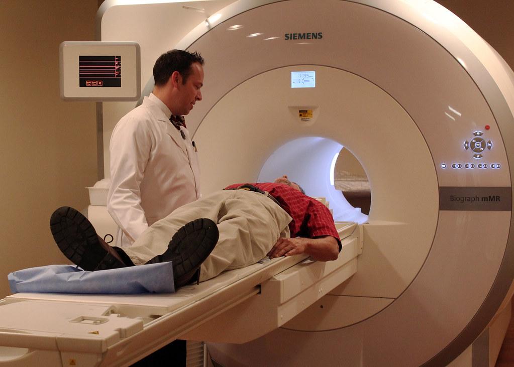 X-ray in MRI