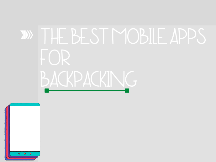 Mobile Apps for Backpacking 0